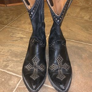 Old Gringo Distressed Boots